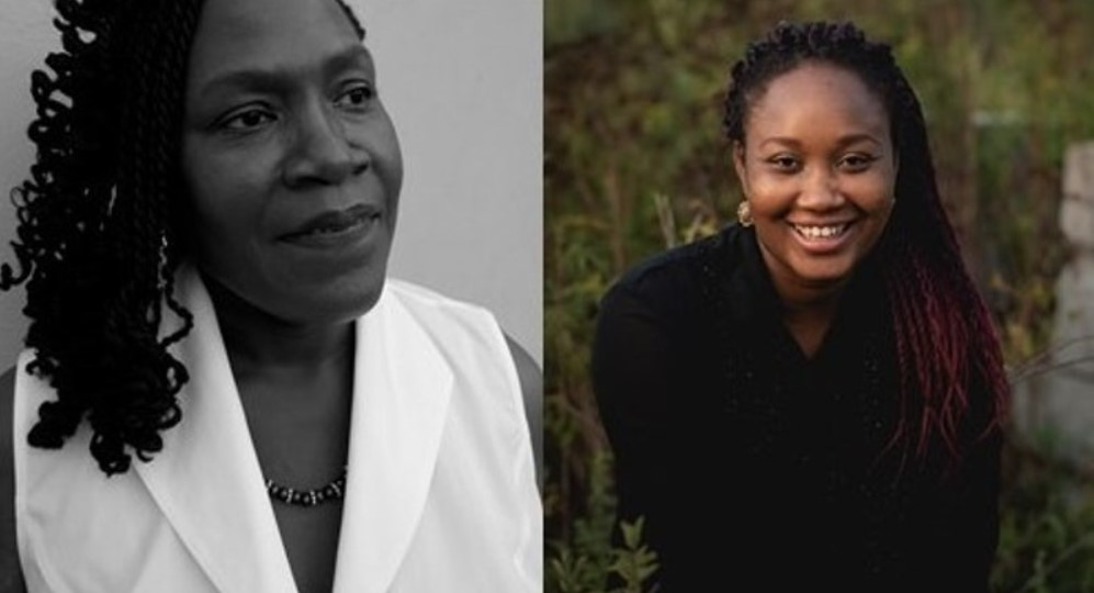 Readings with Poets Afia Ansong & Jacqueline Johnson