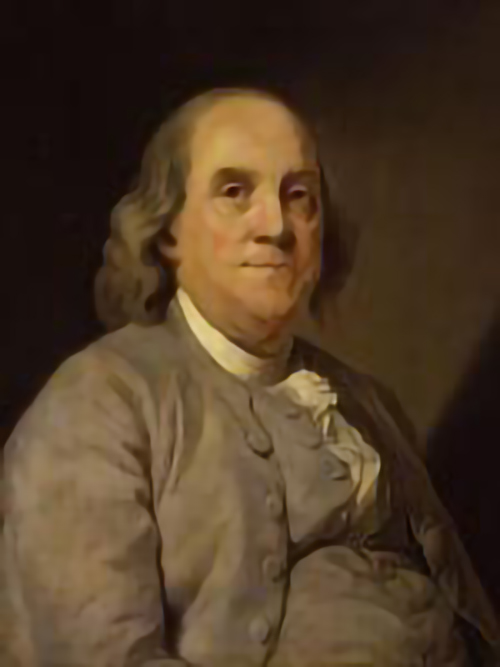 [CANCELLED] Benjamin Franklin's Influence on Jewish Thought and Practice