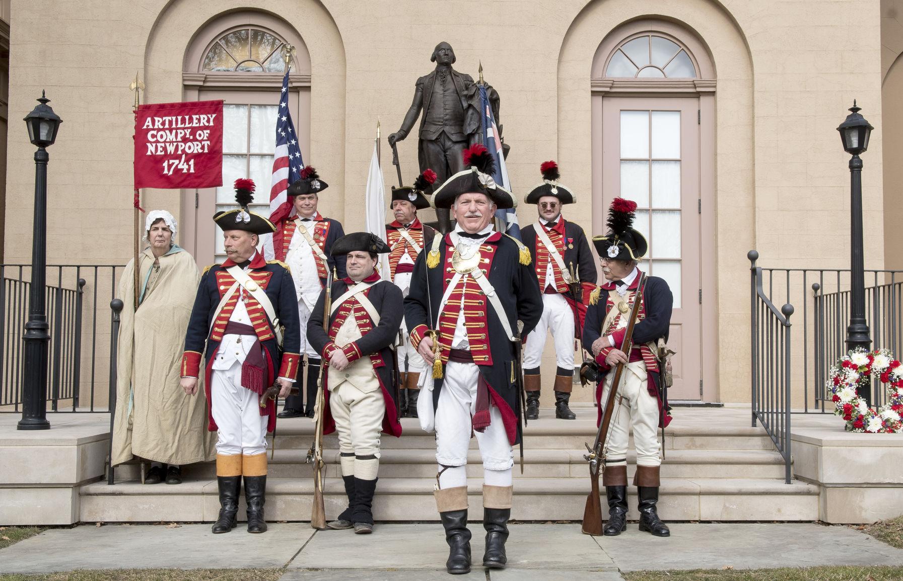 George Washington Salute