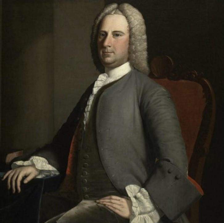 Redwood History: Henry Collins, 1699-1765