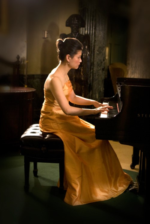 A Piano Concert with I-Heung Lee