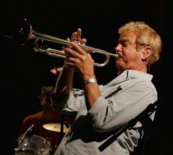 Sounds From The Big Chair: Curt Ramm Trio