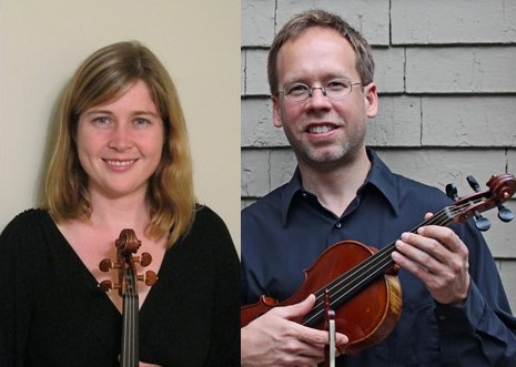 Sounds From The Big Chair: Megan O'Connor & Samuel Breene