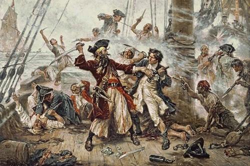 Thomas Tew and the Pirate Utopia of Libertatia