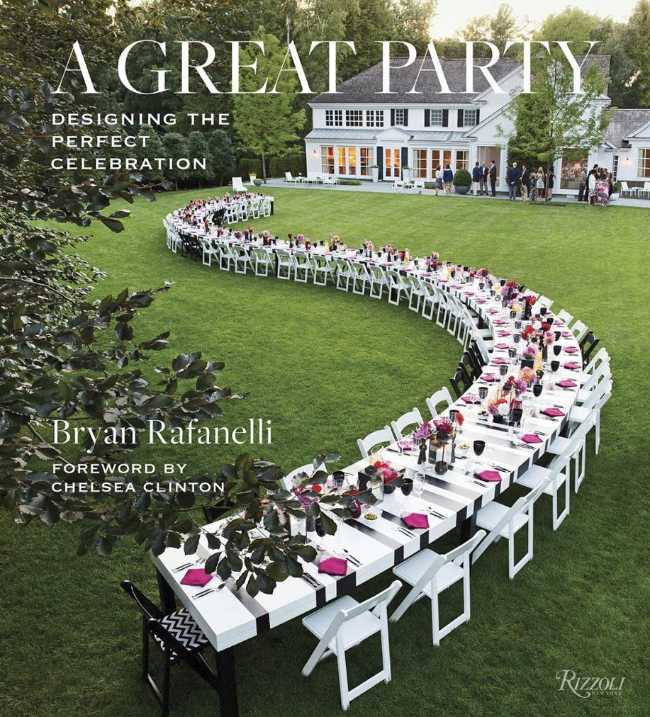 """""""A Great Party"""" with Bryan Rafanelli"""