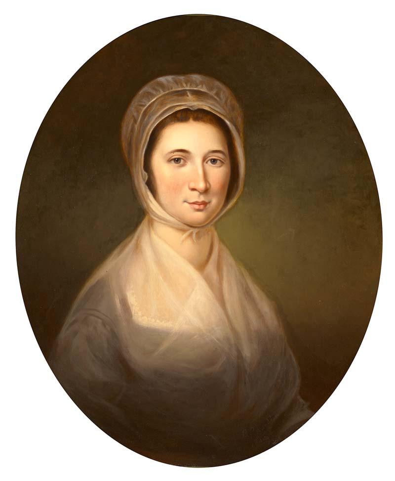 Redwood History: Polly Lawton